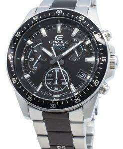 カシオエディフィスEFV-540SBK-1AV EFV540SBK-1AVクロノグラフクォーツメンズ腕時計
