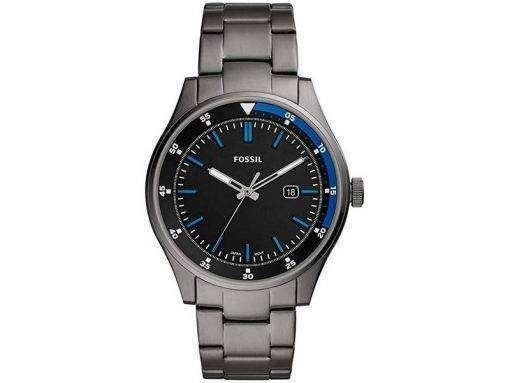 化石ベルマーFS5532クォーツメンズ腕時計