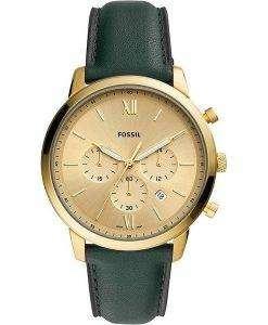 化石ニュートラFS5580クロノグラフクォーツメンズ腕時計