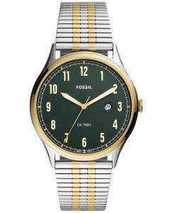 Fossil Forrester FS5596クォーツメンズ腕時計