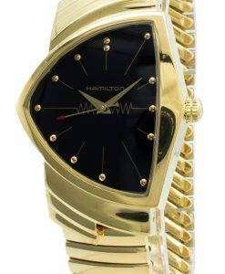 ハミルトンベンチュラH24301131クォーツレディース腕時計