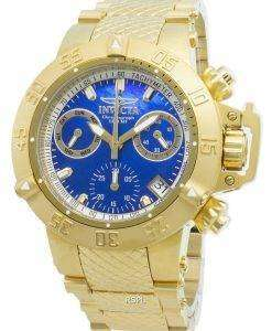 インビクタスバクア30476クロノグラフクォーツ500 Mレディース腕時計
