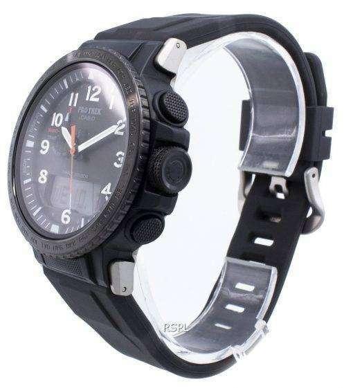 カシオプロトレックPRW-50Y-1Aデジタルコンパスソーラーメンズ腕時計