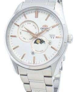 オリエント自動RA-AK0301S00Cサンアンドムーンジャパン製メンズ腕時計