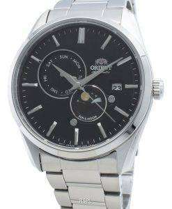 オリエントサン&ムーンRA-AK0302B10Bメンズ腕時計