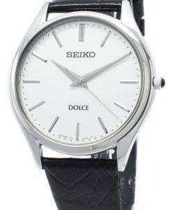 セイコードルチェSACM171アナログクオーツメンズ腕時計