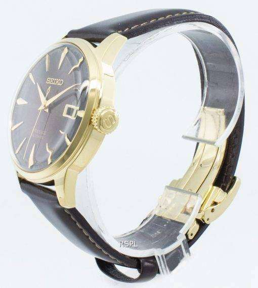 セイコープレサージュSARY134自動日本製メンズ腕時計