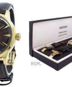 セイコープレサージュSARY136自動日本製メンズ腕時計