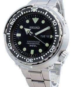 セイコーマリンマスタープロフェッショナルダイバーの300 M SBBN031クォーツメンズ腕時計