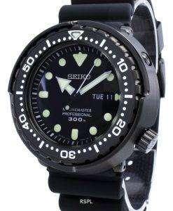 セイコープロスペックスマリンマスタープロフェッショナルダイバーの300 M SBBN035クォーツメンズ腕時計