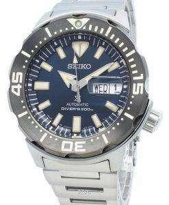 セイコープロスペックスモンスターSBDY033自動日本製メンズ腕時計