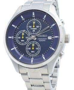 セイコークロノグラフSKS537P SKS537P1 SKS537Pクォーツメンズ腕時計