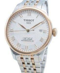 ティソTクラシックT006.407.22.033.00 T0064072203300パワーリザーブ自動メンズ腕時計