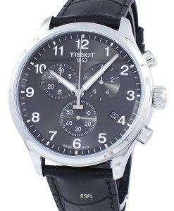 ティソTスポーツクロノXLカルシッククォーツT116.617.16.057.00 T1166171605700メンズ腕時計