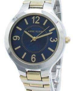 アンクライン1451NVTTクォーツレディース腕時計