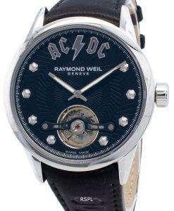 レイモンドウェイルジュネーブフリーランサーAC / DC 2780-STC-ACDC1限定版自動メンズ腕時計