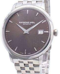 レイモンドウェイルジュネーブトッカータ5488-ST-70001クォーツメンズ腕時計
