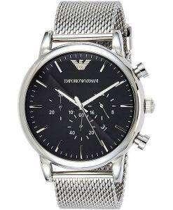 エンポリオアルマーニクラシックAR1808クロノグラフクォーツメンズ腕時計
