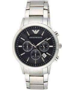 エンポリオアルマーニクラシックAR2434クロノグラフクォーツメンズ腕時計