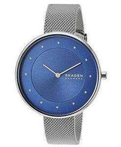 スカーゲンギッテSKW2809クォーツレディース腕時計