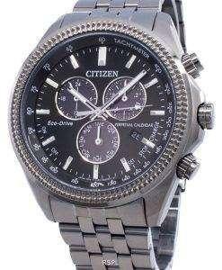 シチズンブライセンエコドライブBL5567-57Eタキメーターメンズ腕時計