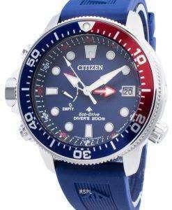 シチズンプロマスターエコドライブBN2038-01Lパワーリザーブインジケーター200Mメンズ腕時計