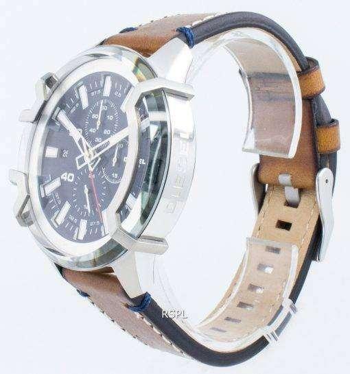 ディーゼルグリフDZ4518クロノグラフクォーツメンズ腕時計