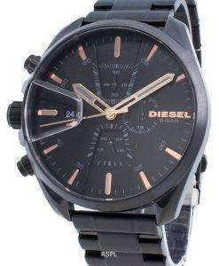 ディーゼルMS9 DZ4524クロノグラフクォーツメンズ腕時計