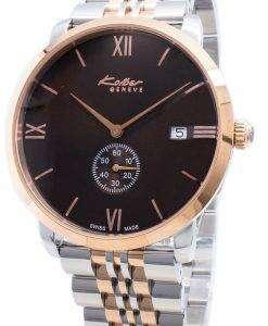 コルバージュネーブK5064233558メンズ腕時計