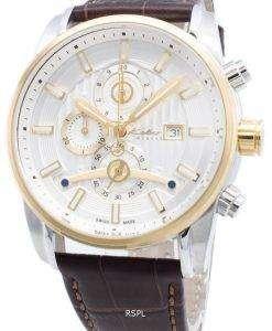 コルバージュネーブK9065111752クロノグラフクォーツメンズ腕時計