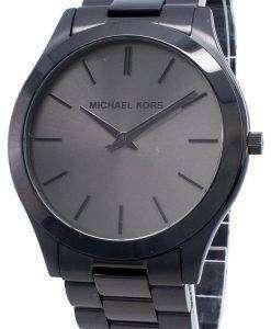 マイケルコーススリムランウェイMK8507クォーツメンズ腕時計