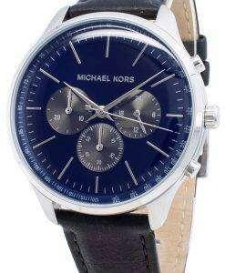 マイケルコースサッターMK8721タキメータークォーツメンズ腕時計