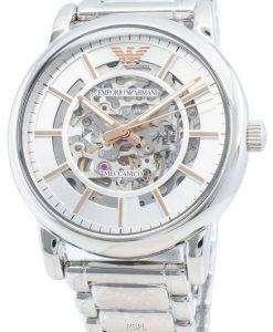 エンポリオアルマーニルイージAR1980自動メンズ腕時計