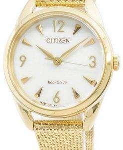 シチズンエコ・ドライブEM0687-89Pレディース腕時計