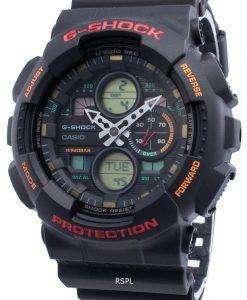 カシオGショックGA-140-1A4耐衝撃性クォーツ200 Mメンズ腕時計