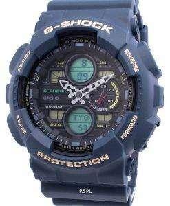 カシオG-ショックGA-140-2A耐衝撃性クォーツ200 Mメンズ腕時計