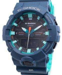 カシオG-ショックGA-800CC-2A耐衝撃性クォーツ200 Mメンズ腕時計