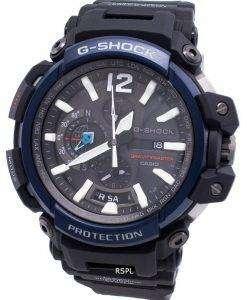 カシオGショックGRAVITYMASTER GPW-2000-1A2ワールドタイムソーラー200 Mメンズ腕時計