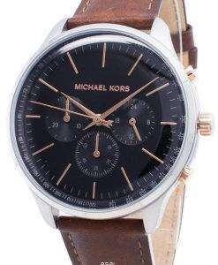 マイケルコースサッターMK8722タキメータークォーツメンズ腕時計