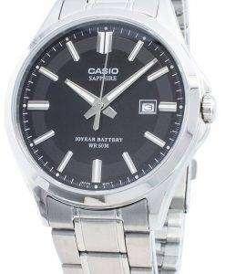 カシオEnticer MTS-100D-1AVクォーツメンズ腕時計