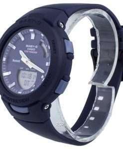 カシオBaby-G Bluetooth BSA-B100AC-2Aステップトラッカーレディース腕時計
