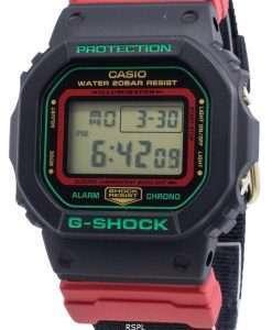 カシオGショックDW-5600THC-1クォーツ200 Mメンズ腕時計