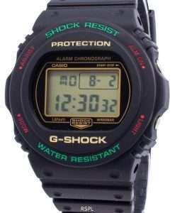 カシオGショックDW-5700TH-1クォーツ200 Mメンズ腕時計