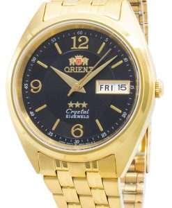オリエントトライスターFAB0000CB9自動メンズ腕時計