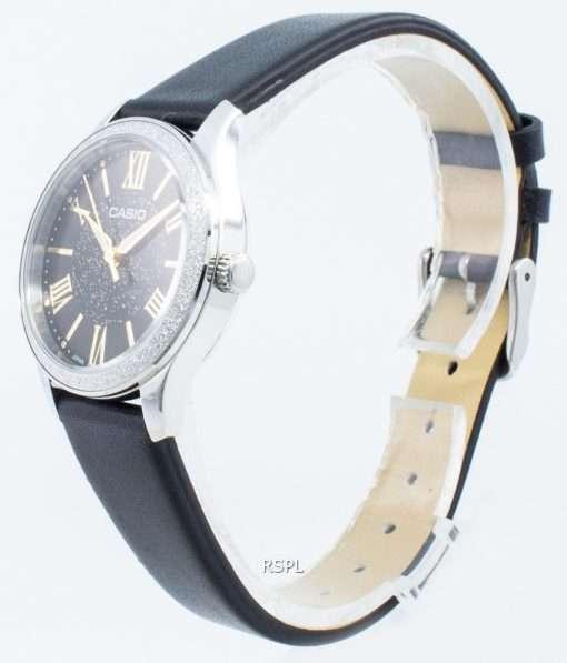 カシオLTP-E164L-1Aレディース腕時計