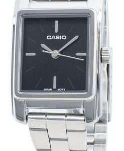 カシオLTP-E165D-1Aクォーツレディース腕時計