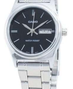 カシオLTP-V006D-1B2クォーツレディース腕時計
