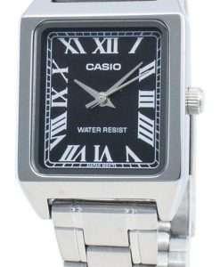 カシオLTP-V007D-1Bクォーツレディース腕時計