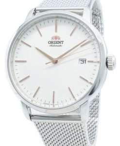 オリエント自動RA-AC0E07S00Cメンズ腕時計