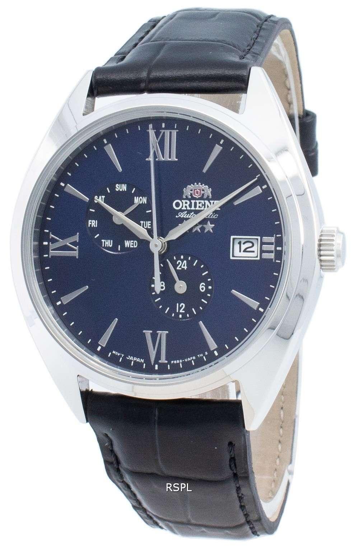 オリエントトライスターRA-AK0507L10B自動メンズ腕時計